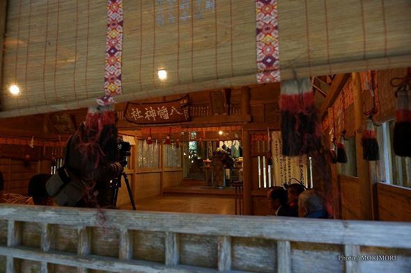 村所八幡神社 本殿