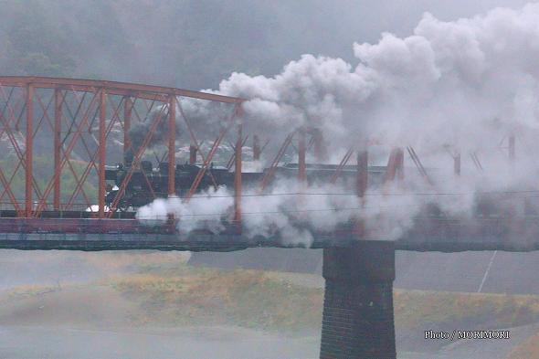 SL人吉号 球磨川第一橋梁