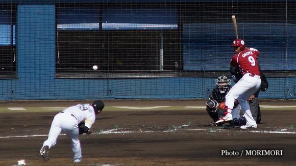 オコエ瑠偉外野手 1
