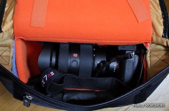 カメラバック (半)DIY 自作 5