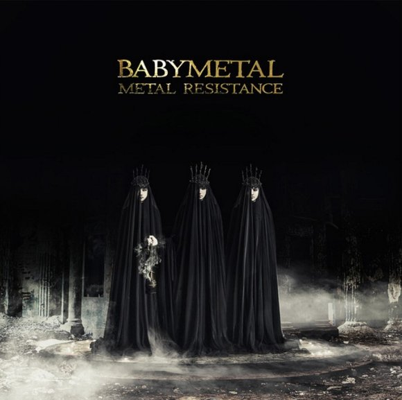 べ゙ビーメタル BABYMETAL - New Album 「METAL RESISTANCE」