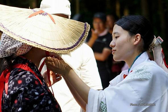 平成29年度 宮崎神宮 御田植祭の写真 7