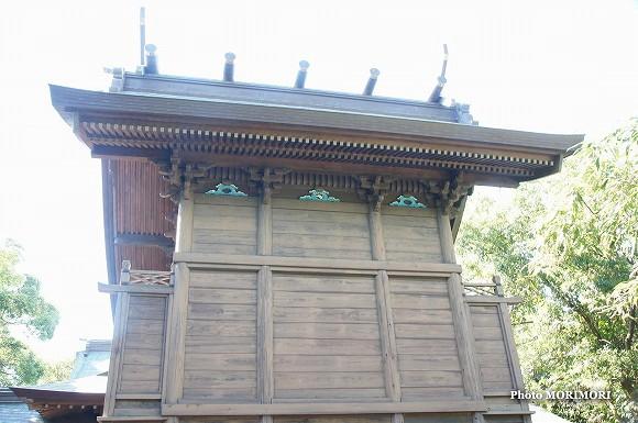 一葉稲荷神社 1