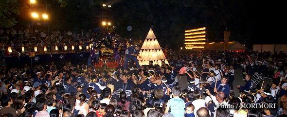 おかげ祭り(都城市 神柱宮)