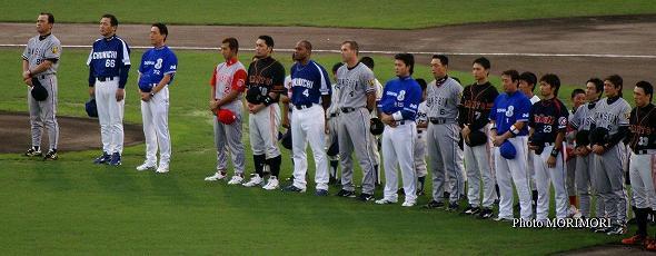 2006年 オールスターゲーム サンマリンスタジアム宮崎 3
