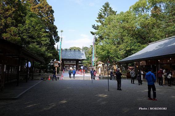 宮崎神宮 大晦日