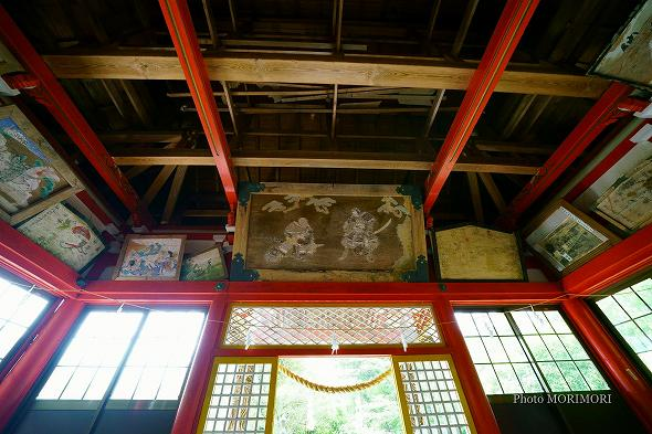 西米良村鎮座 児原(こばる)稲荷神社
