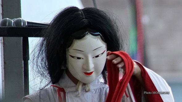 本郷神楽保存会(宮崎市)「八岐大蛇(やまたのおろち)」2