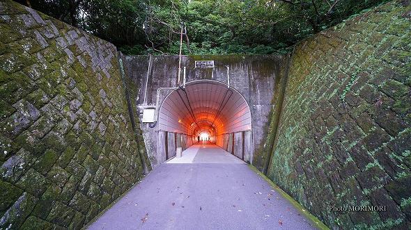 鵜戸神宮 新参道トンネル(鵜戸崎隧道)
