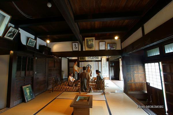 西郷隆盛宿陣跡 資料館