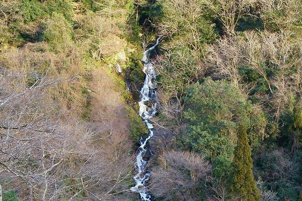 椎葉村 白水の滝