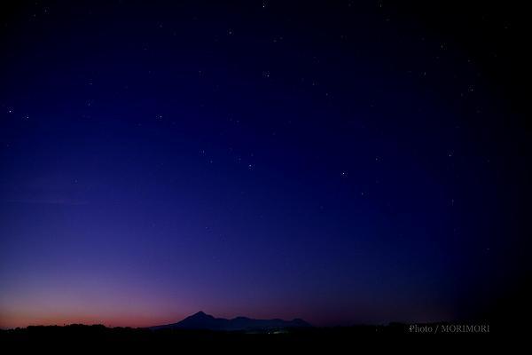 高千穂峰の夕景 1