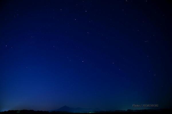高千穂峰の夕景 2