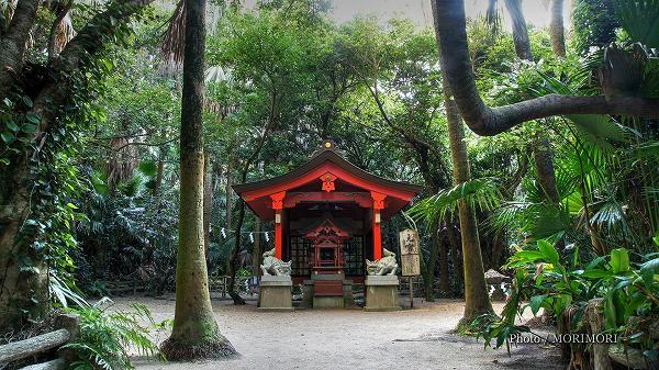 青島神社 元宮