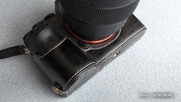SONYα7RII用 格安カメラケース 中国製1300円