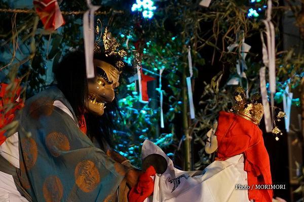 鞍岡祇園神楽 舞開き (伝統文化 神楽の祭典にて)