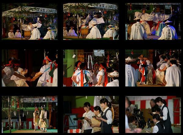 伝統文化 神楽の祭典 (五ヶ瀬町)サムネイル 2