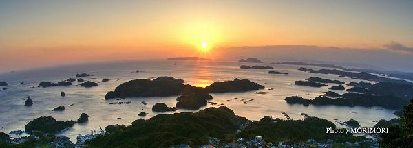 九十九島(長崎)