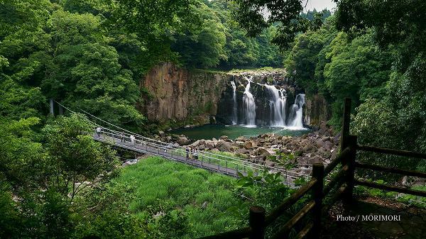 関之尾の滝 大滝