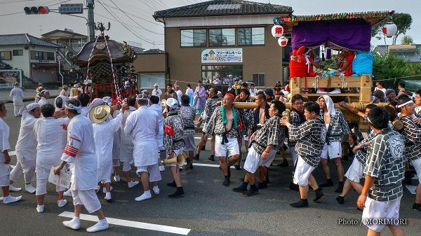 国富町 本庄稲荷神社夏祭り ヨイマカ