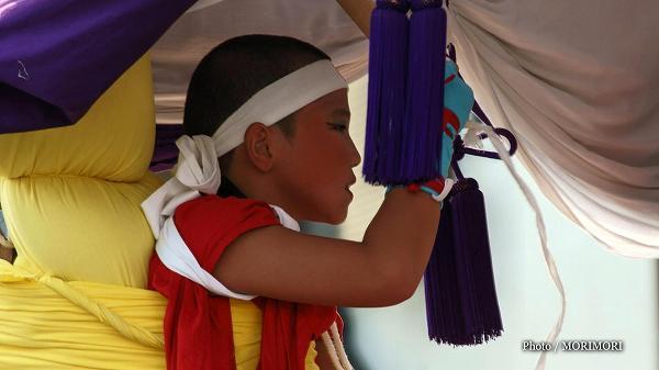国富町 本庄稲荷神社夏祭り