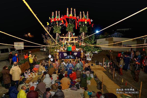 西米良村 村所神楽
