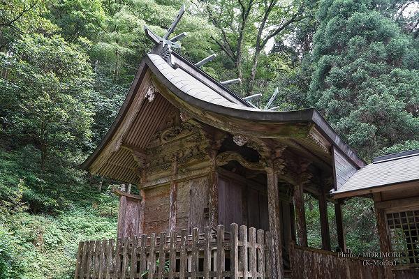 古戸野神社 本殿