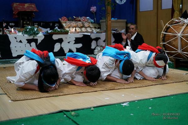花沖江(五ヶ瀬町立上組小学校6年生)