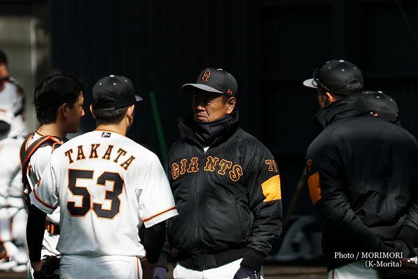 水野雄仁投手コーチ