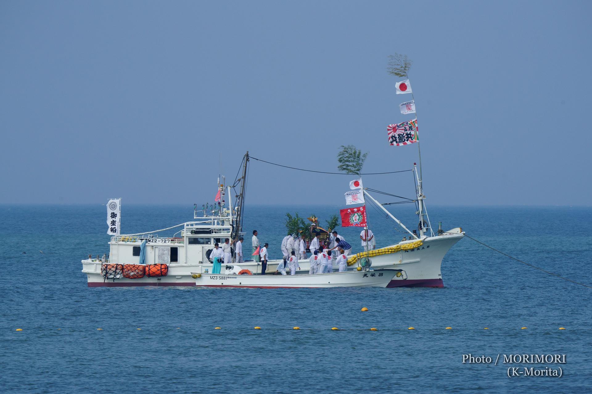 令和元年 2019年度 海を渡る祭礼 01