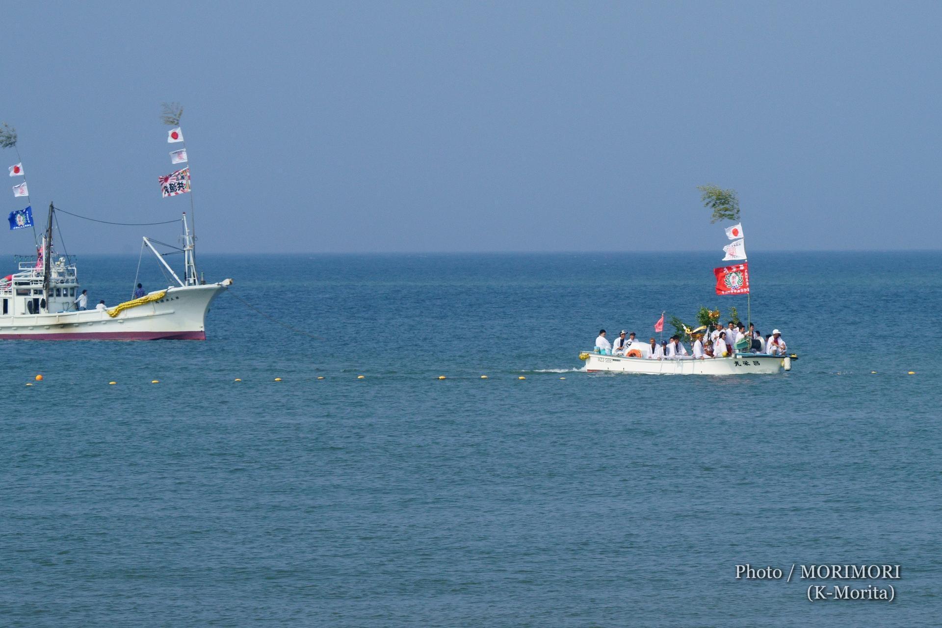 令和元年 2019年度 海を渡る祭礼 02