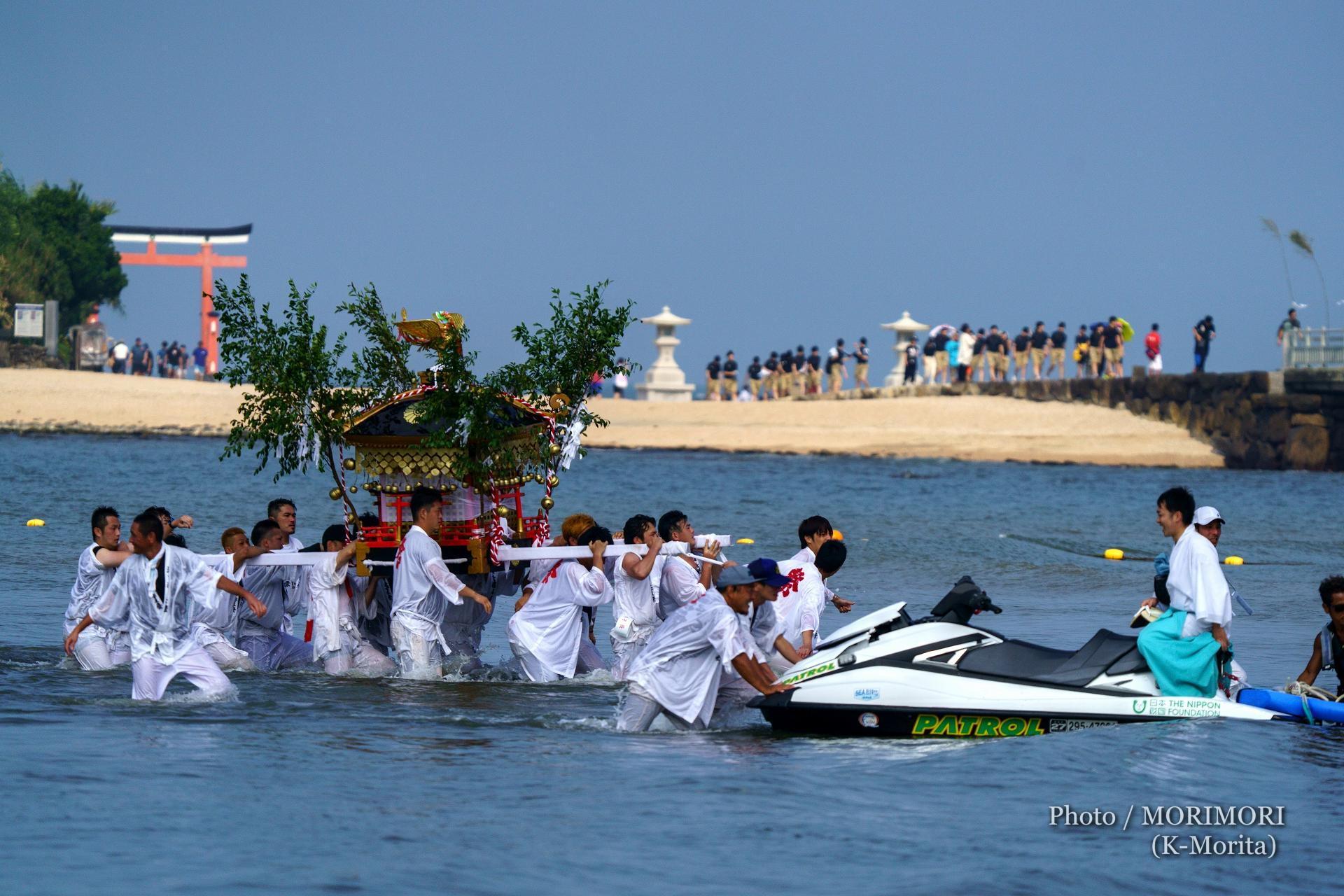 令和元年 2019年度 海を渡る祭礼 04