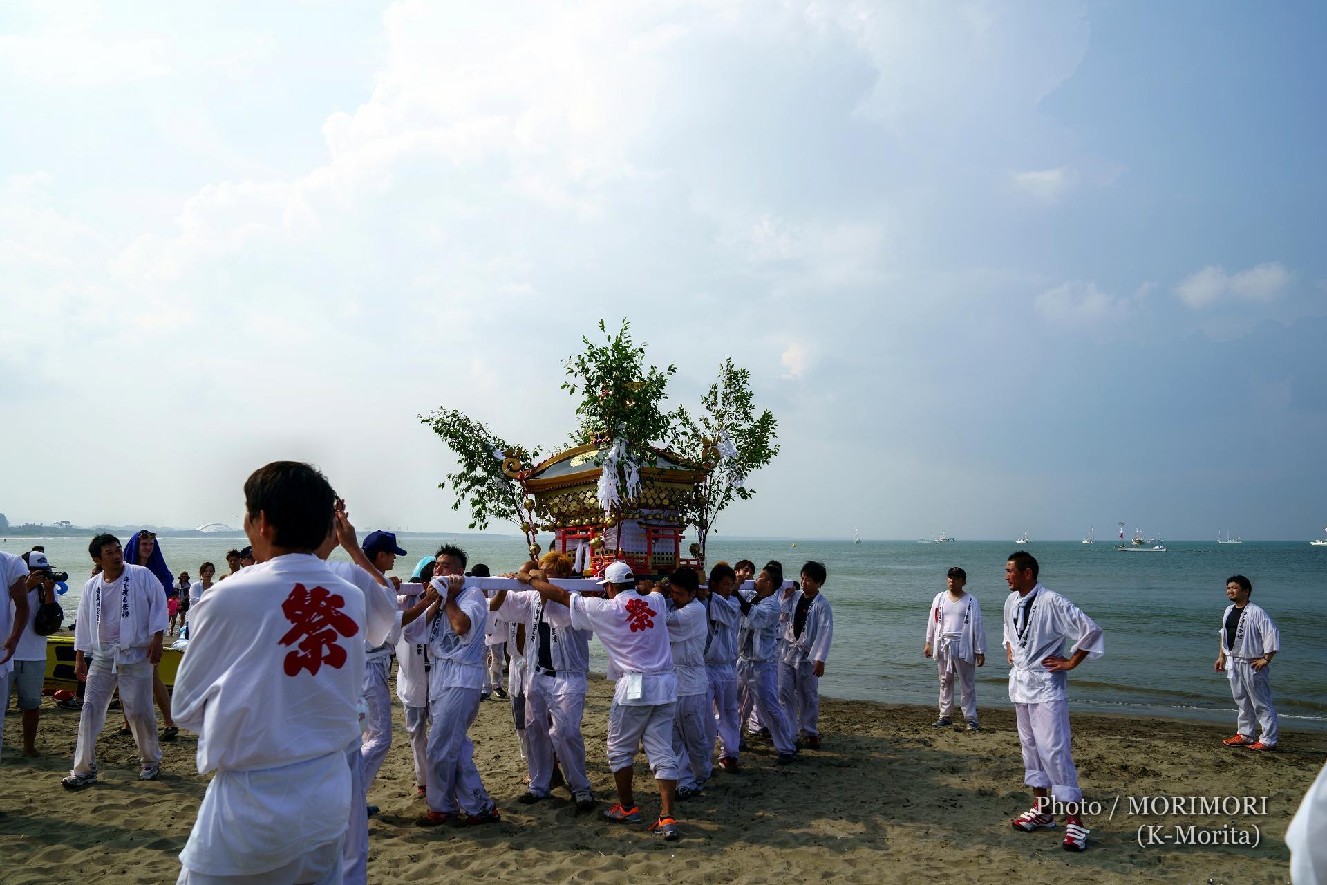 令和元年 2019年度 海を渡る祭礼 05