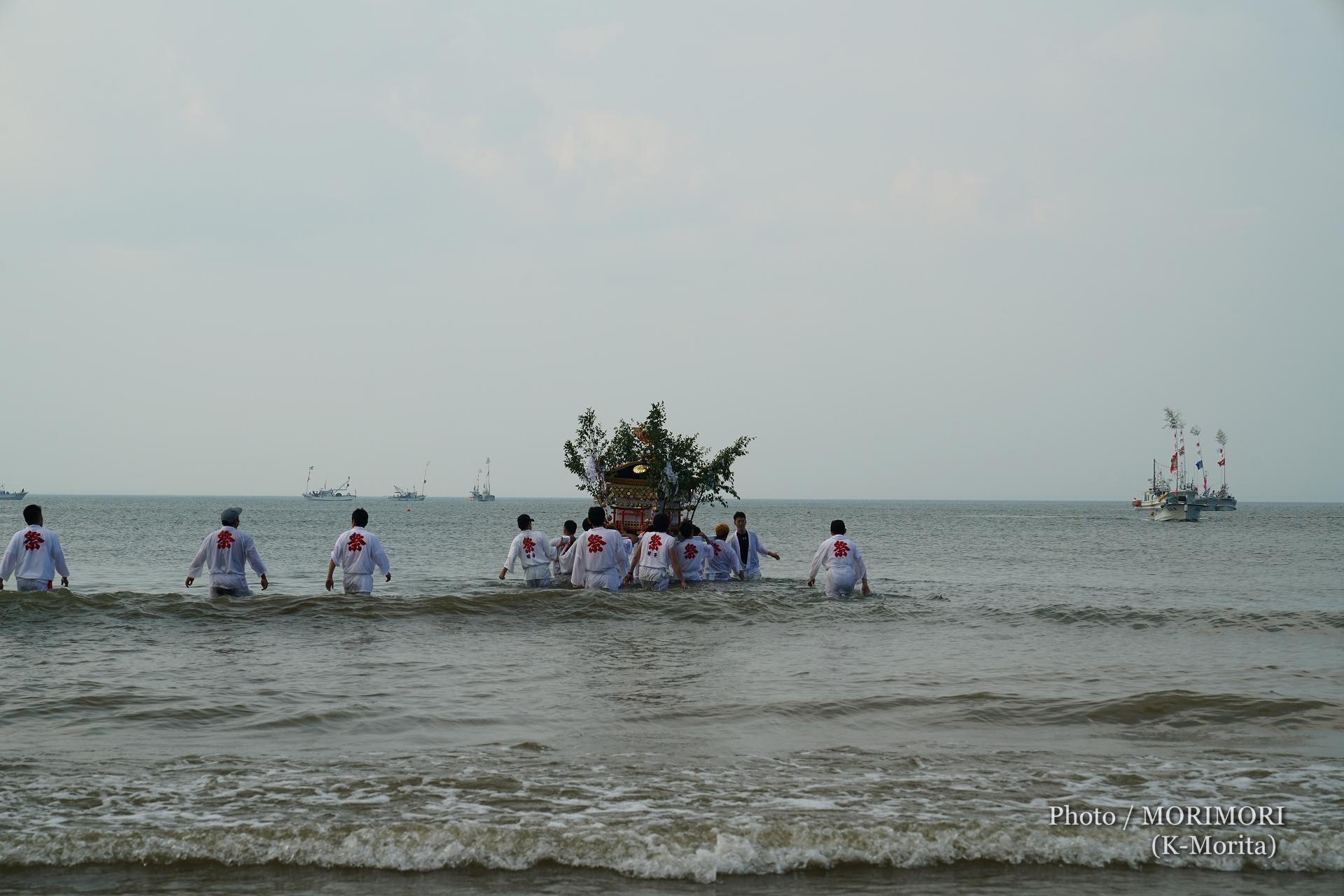 令和元年 2019年度 海を渡る祭礼 08