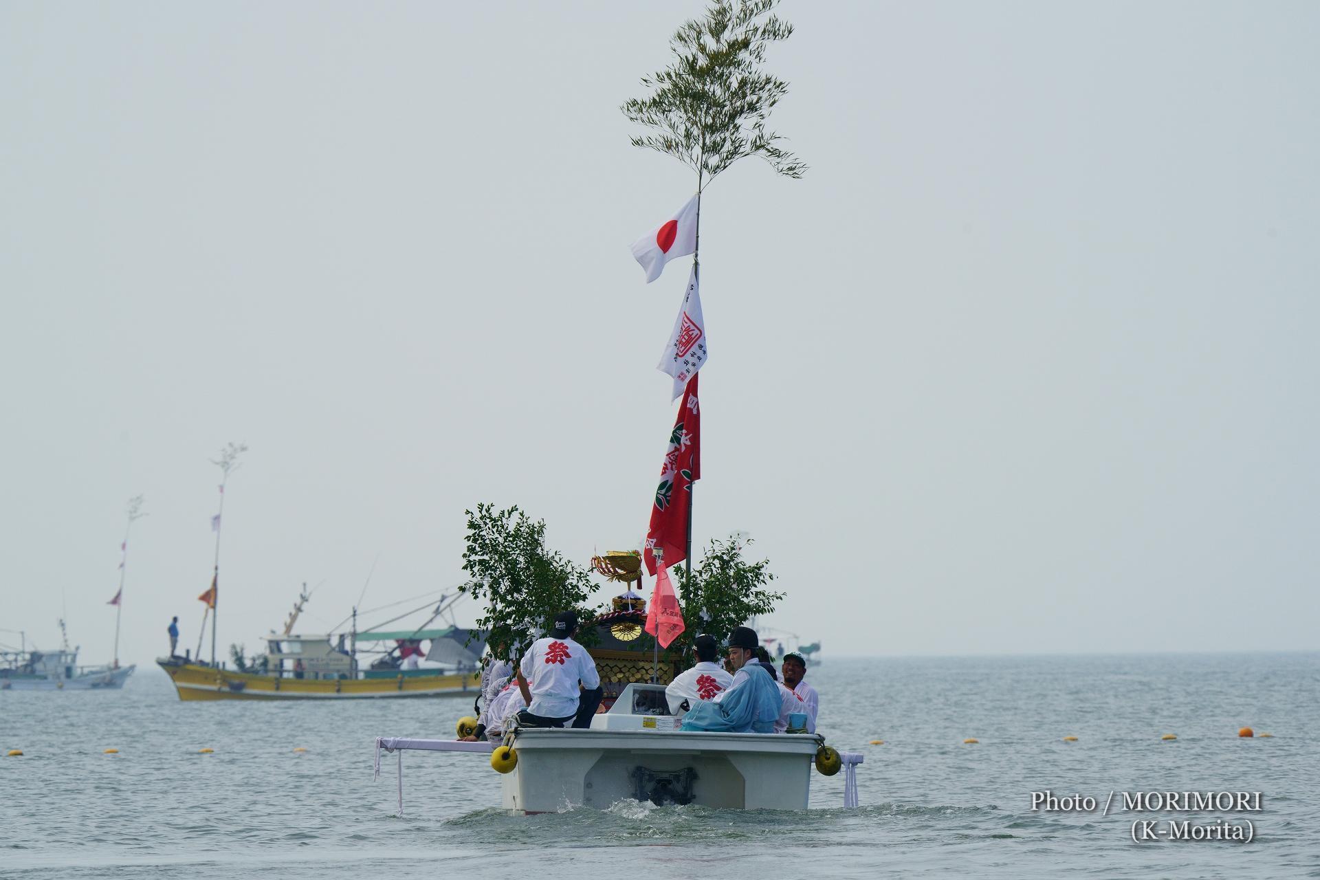 令和元年 2019年度 海を渡る祭礼 10