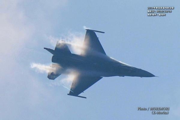 太平洋空軍F-16デモンストレーションチーム(PACAF) F-16曲技飛行