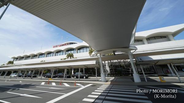 宮崎ブーゲンビリア空港 2020年3月18日