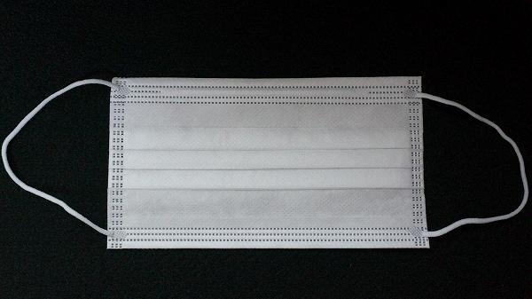 SZ-HM10WH 立体型不織布マスク 外観 1