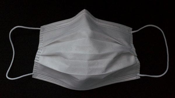 SZ-HM10WH 立体型不織布マスク 外観 2