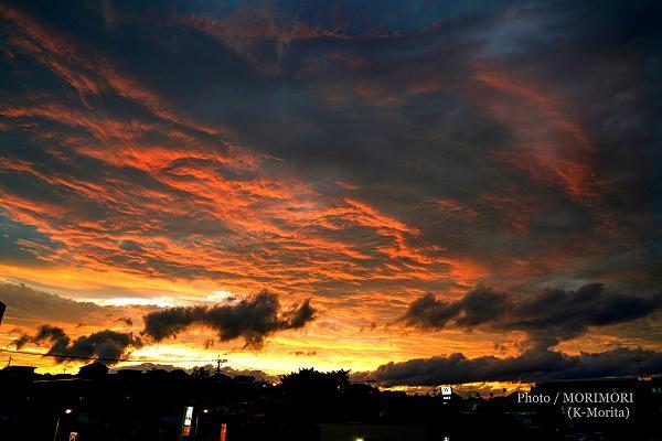 2020年6月30日 宮崎の夕焼け 4