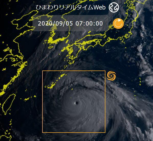 気象衛星 ひまわり気象衛星 ひまわり 台風10号画像