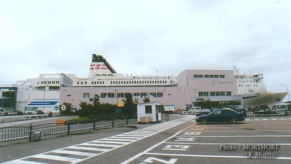 新日本海フェリ−「あざれあ」