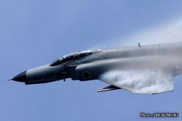 第301飛行隊(301SQ)F-4 対地攻撃デモ