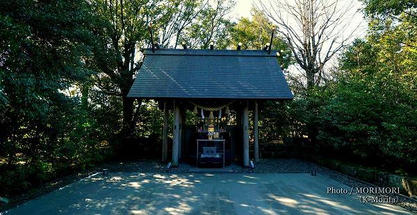 霧島焼酎神社(霧島ファクトリーガーデン内)