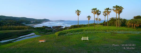 金ヶ浜ビュー園地(kanegahama view park)2