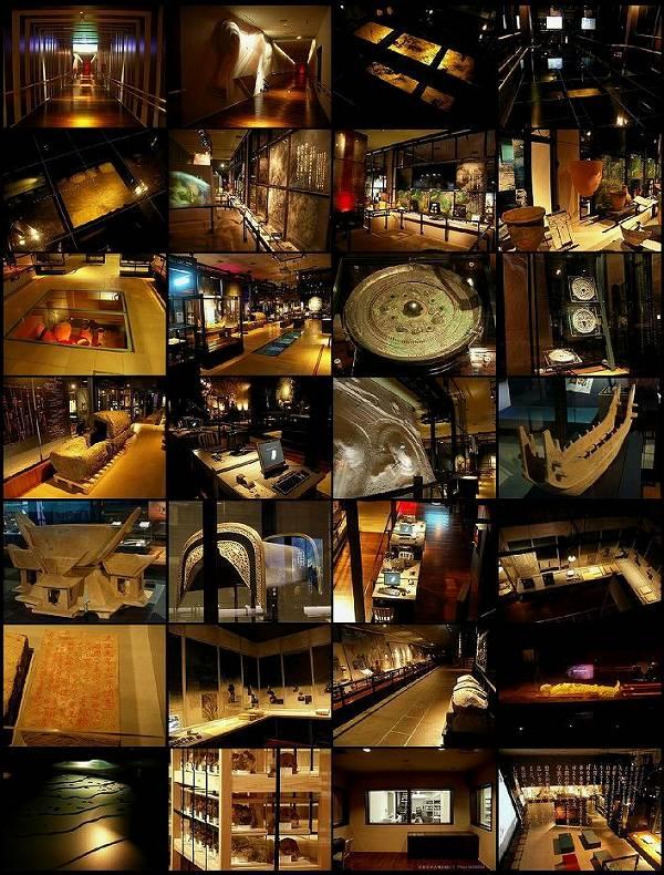 西都原考古博物館展示物
