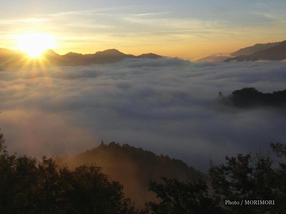 高千穂の雲海 (国見ヶ丘) 6