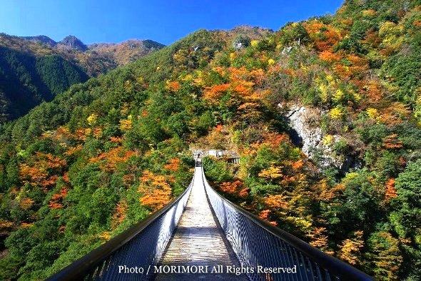 熊本県 五家荘(ごかのしょう)の紅葉